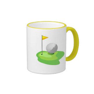 Golf Ringer Mug