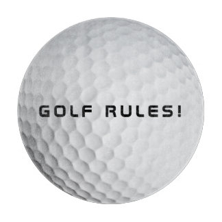 Golf Rules | Cool Sport Gifts Cutting Board