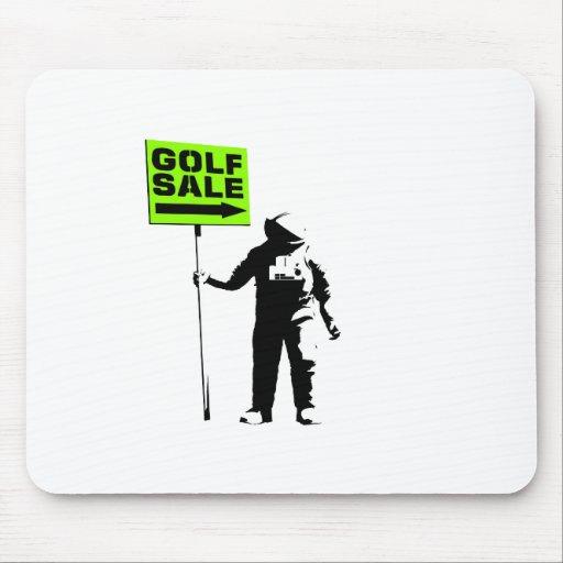 Golf Sale Mousepads