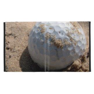 Golf Sand Pit iPad Folio Cases