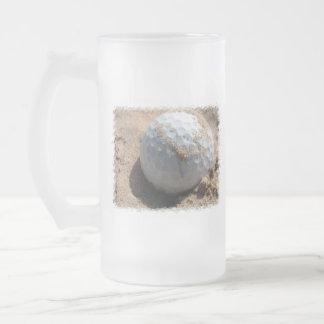 Golf Sand Pit Design Beer Mug