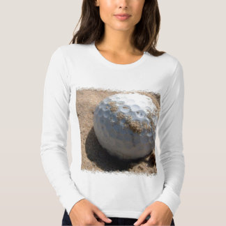 Golf Sand Pit Design Long Sleeve Shirt