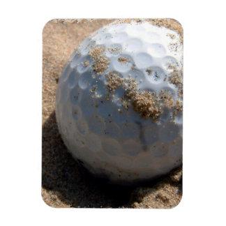 Golf Sand Pit Design Premium Magnet Rectangle Magnets