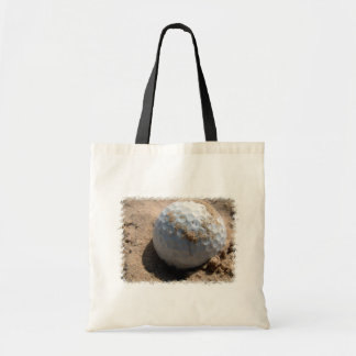 Golf Sand Pit Design Tote Bag