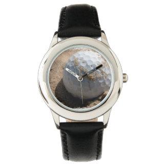 Golf Sand Pit Wrist Watch