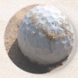 Golf Sandpit Coasters