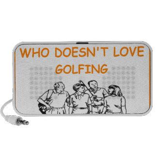 golf speakers