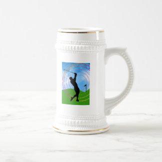 Golf Swing Coffee Mugs