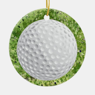 Golf Tag / Ornament - SRF