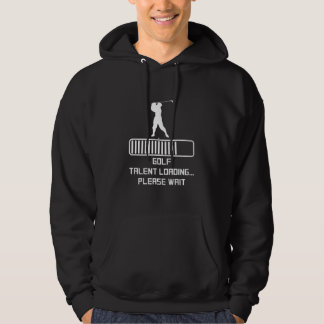 Golf Talent Loading Hoodie