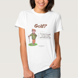 Golf Tee Shirt