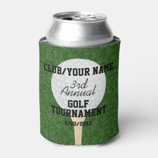 Golf Tournament | Golf Outing | Golf Ball & Tee Can Cooler