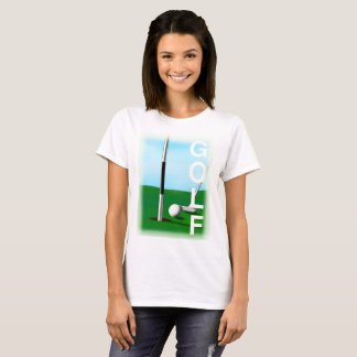 Golf Tshirt for Women
