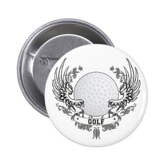 Golf Wings Button