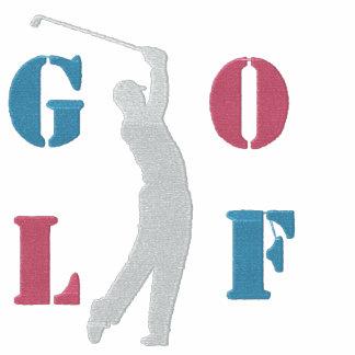 Golf Women Embroidered Long Sleeve T-Shirt