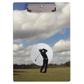 Golf World Clipboard