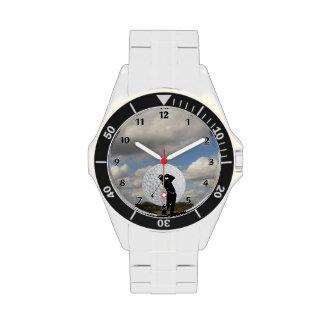Golf World Wristwatch
