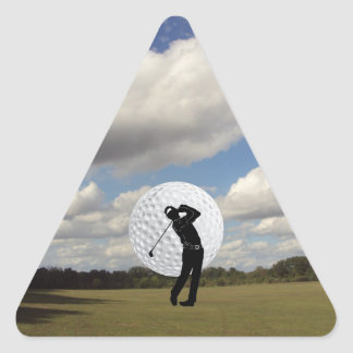 Golf World Stickers