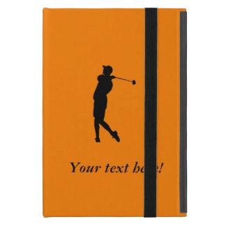 Golfer Cover For iPad Mini
