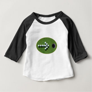GOLFER FUNNY Tshirt, GOLF PUTTING GREEN FUN STAFF Baby T-Shirt