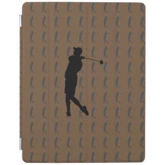 Golfer iPad Cover