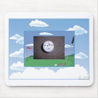 Golfer Mousepads