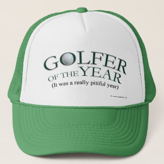 Golfer of the Year Trucker Hat