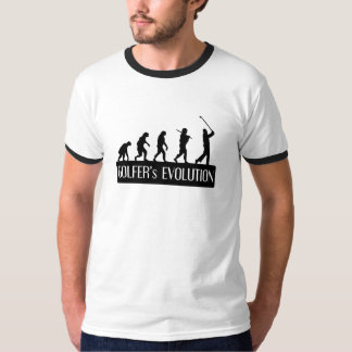 Golfer's Evolution (Men's) T-Shirt