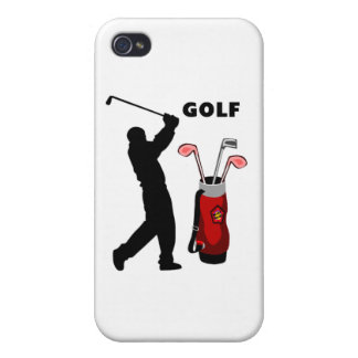 Golfers iPhone 4 Covers