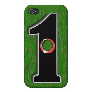 Golfer's Luck iPhone 4 Cases