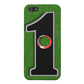 Golfer's Luck iPhone 5 Cover
