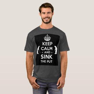 Golfer's T-shirt
