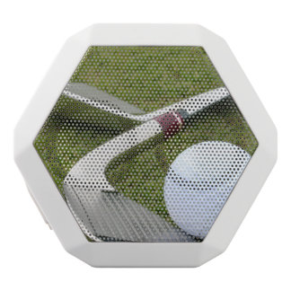 Golfing White Boombot Rex Bluetooth Speaker