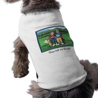 Golfing Couple Shirt