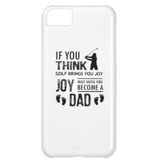 Golfing Dad iPhone 5C Case