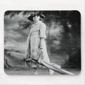 Golfing in Style, 1920s Mousepads