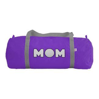 Golfing Mom Gym Duffel Bag