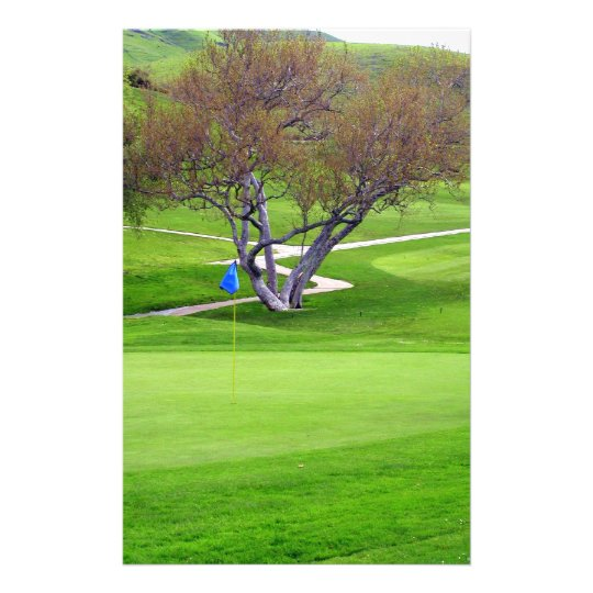 Golfing Stationery