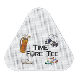Golfing Time Fore Tee