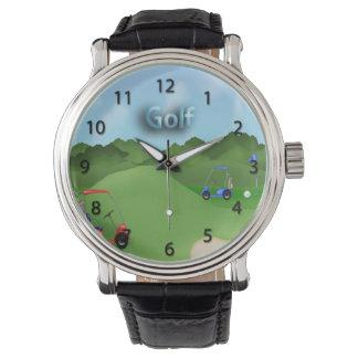 Golfing Watch
