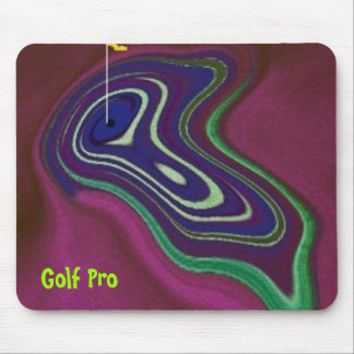 golfpro, Golf Pro Mouse Pad