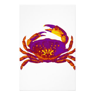 Goliath the Crab Stationery