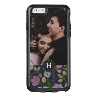 Golightly Floral + Monogram OtterBox iPhone 6/6s Case