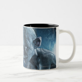 Gollum in Cave Two-Tone Mug