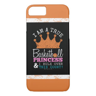 Golly Girls: Basketball Princess Rule This Court iPhone 7 Case
