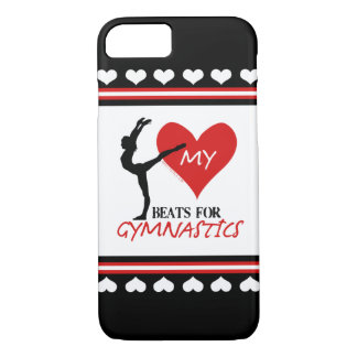 Golly Girls - My Heart Beats for Gymnastics iPhone 7 Case