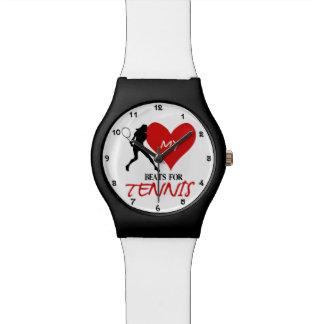 Golly Girls - My Heart Beats for Tennis Watches