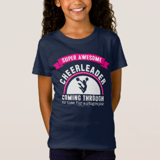 Golly Girls: Super Awesome Cheerleader T-Shirt