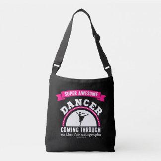 Golly Girls: Super Awesome DANCER Coming Through Crossbody Bag