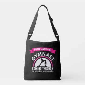 Golly Girls: Super Awesome Gymnast Coming Through Tote Bag